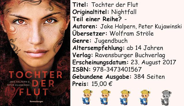 """[Rezension] """"Tochter der Flut"""" von Jake Halpern und Peter Kujawinski"""