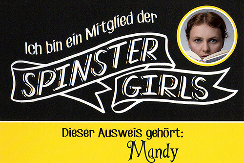 "[Rezension] ""Spinster Girls- Was ist schon normal?"" von Holly Bourne"