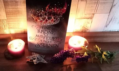"""[Rezension] """"Eine Krone aus Feuer und Sternen"""" von Audrey Coulthurst"""